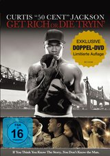Get Rich or Die Tryin' (2 Discs) Poster