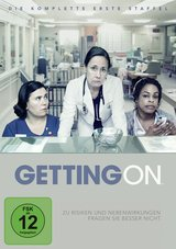 Getting On - Die komplette erste Staffel Poster