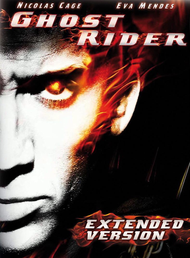 Ghost Rider (Extended Version, 2 DVDs) Poster