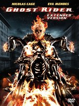 Ghost Rider (Extended Version, 2 DVDs, Steelbook) Poster