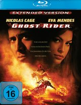 Ghost Rider (Extended Version) Poster
