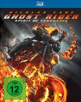 Ghost Rider: Spirit of Vengeance (Blu-ray 3D) Poster