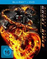 Ghost Rider: Spirit of Vengeance (Steelbook, 2 Discs) Poster