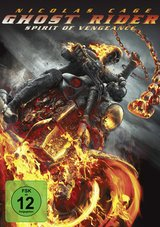 Ghost Rider: Spirit of Vengeance (Steelbook) Poster