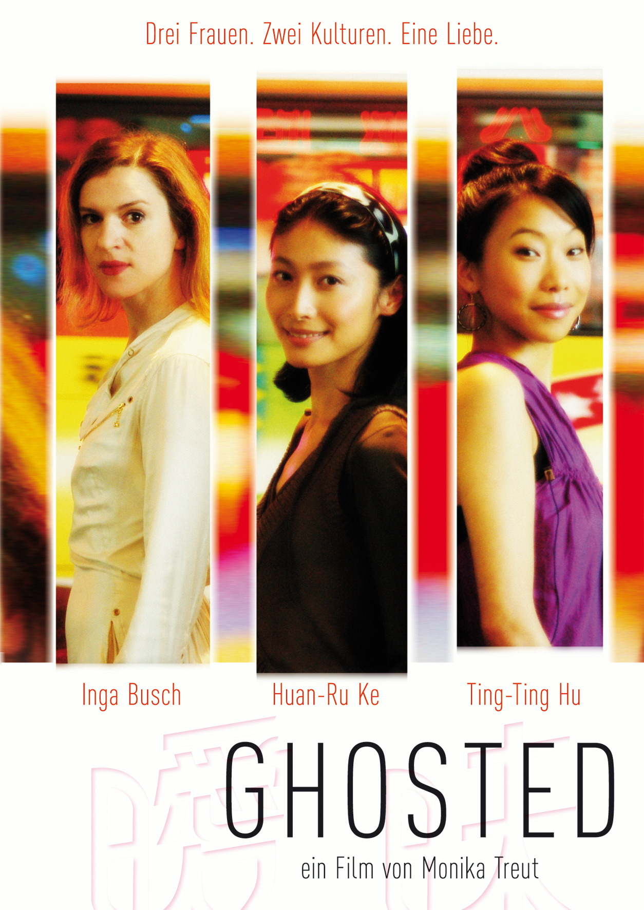 Ghosted (OmU) Poster