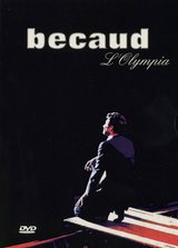 Gilbert Becaud - L'Olympia (3 DVDs) Poster