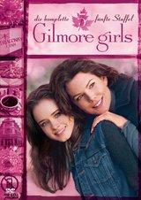 Gilmore Girls - Die komplette fünfte Staffel (6 DVDs) Poster