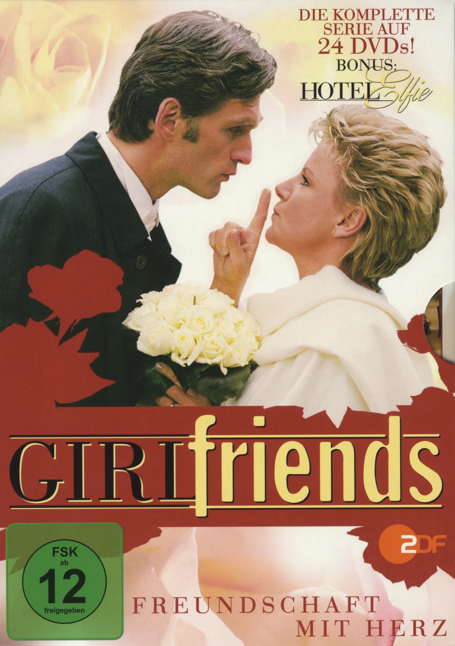 GIRL friends - Die komplette Serie (24 Discs) Poster