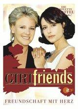 GIRL friends - Die komplette zweite Staffel (3 DVDs) Poster