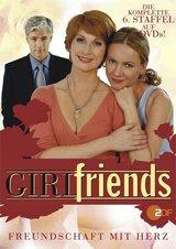 Girlfriends (6.Staffel, 12 Folgen) (3 DVDs) Poster