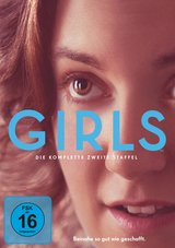 Girls - Die komplette zweite Staffel (2 Discs) Poster