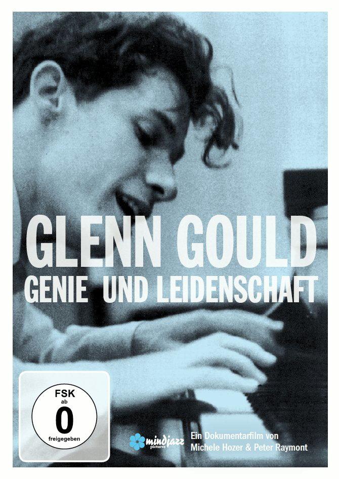 Glenn Gould - Genie und Leidenschaft (2 Discs) Poster