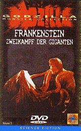 Godzilla - Frankenstein: Zweikampf der Giganten Poster