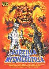 Godzilla gegen Mechagodzilla Poster