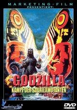 Godzilla - Kampf der Sauriermutanten Poster