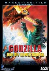 Godzilla und die Urweltraupen Poster