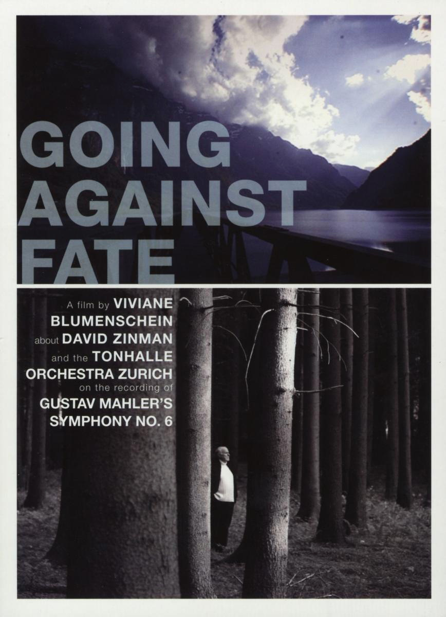 Going Against Fate (NTSC) Poster
