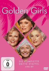 Golden Girls - Die komplette dritte Staffel (4 DVDs) Poster