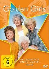 Golden Girls - Die komplette fünfte Staffel (3 DVDs) Poster