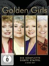 Golden Girls - Die komplette siebte Staffel (3 DVDs) Poster
