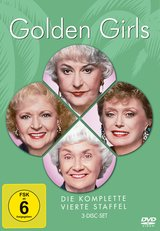 Golden Girls - Die komplette vierte Staffel (3 DVDs) Poster
