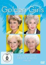 Golden Girls - Die komplette zweite Staffel (4 DVDs) Poster