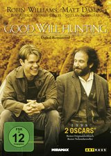 Good Will Hunting (Digital Remastered) Poster