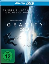 Gravity (Blu-ray 3D) Poster