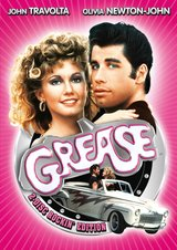 Grease - 2 Disc Rockin' Edition Black (2 DVDs) Poster