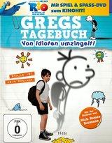 Gregs Tagebuch - Von Idioten umzingelt! (+ Rio Activity Disc) Poster