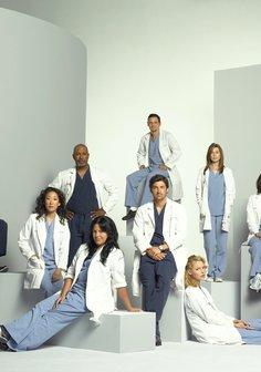 Grey's Anatomy - Die jungen Ärzte (05. Staffel) Poster