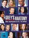 Grey's Anatomy: Die jungen Ärzte - Die komplette 6. Staffel (6 Discs) Poster