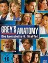 Grey's Anatomy: Die jungen Ärzte - Die komplette 8. Staffel (6 Discs) Poster
