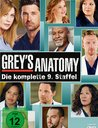 Grey's Anatomy: Die jungen Ärzte - Die komplette 9. Staffel (6 Discs) Poster