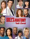 Grey's Anatomy: Die jungen Ärzte - Dritte Staffel, Teil Zwei (4 DVDs) Poster