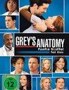 Grey's Anatomy: Die jungen Ärzte - Fünfte Staffel, Teil Eins (3 DVDs) Poster