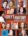 Grey's Anatomy: Die jungen Ärzte - Sechste Staffel, Teil Zwei (3 Discs) Poster