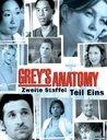 Grey's Anatomy: Die jungen Ärzte - Zweite Staffel, Teil Eins (4 DVDs) Poster