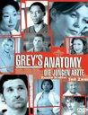 Grey's Anatomy: Die jungen Ärzte - Zweite Staffel, Teil Zwei (4 DVDs) Poster