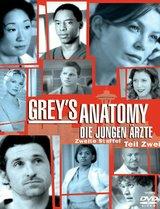 Grey's Anatomy: Die jungen Ärzte - Zweite Staffel, Teil Zwei Poster