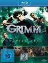 Grimm - Staffel zwei (5 Discs) Poster