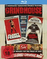 Grindhouse: Death Proof & Planet Terror (2 Discs) Poster
