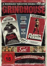 Grindhouse: Death Proof & Planet Terror (Einzel-Disc) Poster