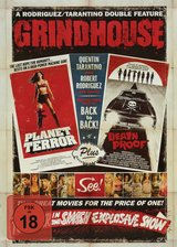Grindhouse: Death Proof & Planet Terror (Special Edition, 3 Discs) Poster