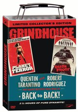 Grindhouse: Death Proof & Planet Terror (US Cut) Poster