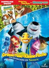 Große Haie - kleine Fische / Hammy Heck - Mecker - DVD Poster