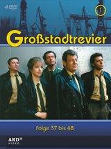 Großstadtrevier - Box 01, Folge 37 bis 48 (4 DVDs) Poster