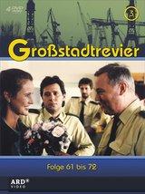 Großstadtrevier - Box 03, Folge 61 bis 72 (4 DVDs) Poster