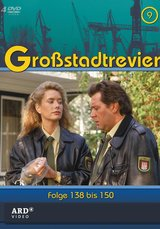 Großstadtrevier - Box 09, Folge 138 bis 150 (4 DVDs) Poster
