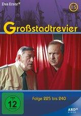 Großstadtrevier - Box 15, Folge 225 bis 240 (4 DVDs) Poster